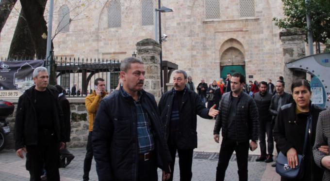 Bursa'da yılbaşı alarmı! Emniyet Müdürü devrede