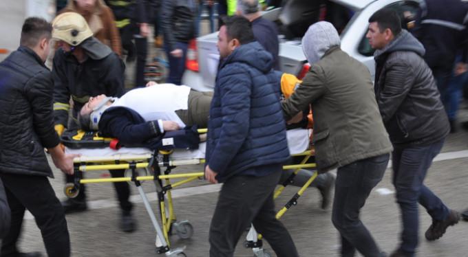 Bursa'da feci kaza! 1 ölü 1 yaralı