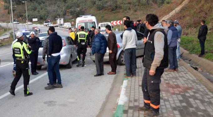 Bursa'da yılbaşı zehir oldu! Feci kaza, 5 yaralı...