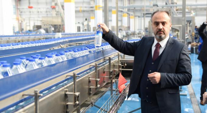 Bursa'nın yeni suyu 'Muradiye'