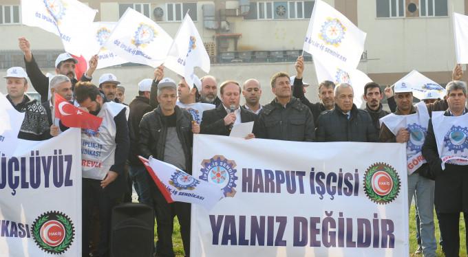 Bursa'da fabrika işçileri işten çıkarıldı iddiası!