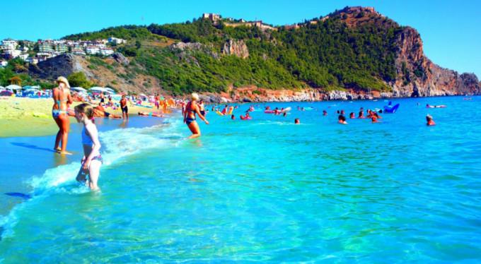 Dünyaca ünlü plajımızın son hali görenleri şok etti!