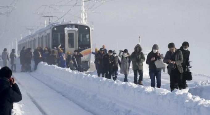 Dünya donuyor... Şimdi de Japonya!