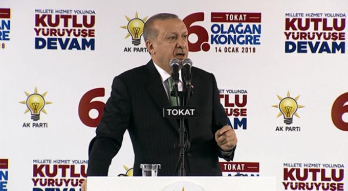 """Erdoğan: """"Bir gece ansızın gelebiliriz..."""""""