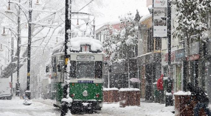 İşte Bursa'ya kar yağmamasının sebebi! Korkutucu...