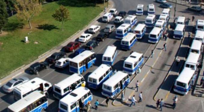 Bursa'da doğu hattı minibüsleri kaldırılıyor!