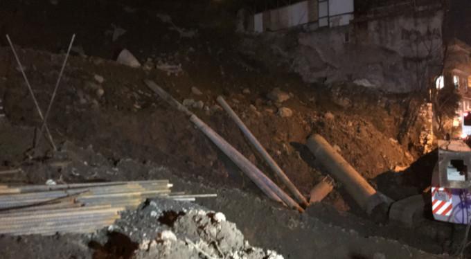 Bursa'da heyelan: 80 binanın tahliyesine karar verildi