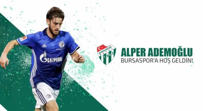 Alper Ademoğlu resmen açıklandı!