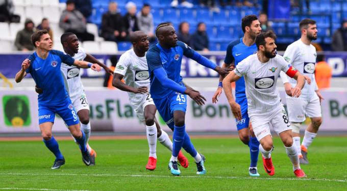 Kasımpaşa, Akhisar'a acımadı: 2-0