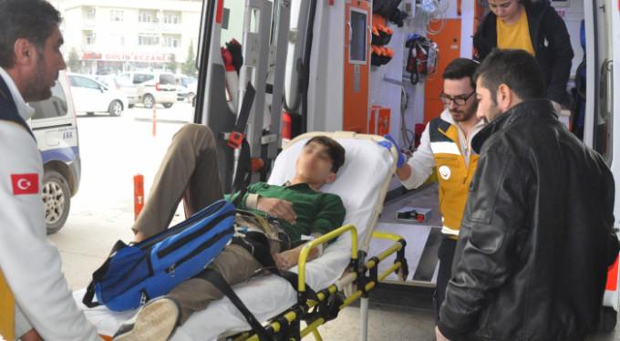 Bursa'da liseli öğrenciyi bıçaklayıp tarlaya attılar!