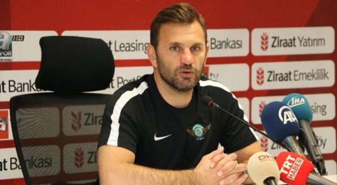 """Okan Buruk: """"Bursaspor'u yenmek..."""""""
