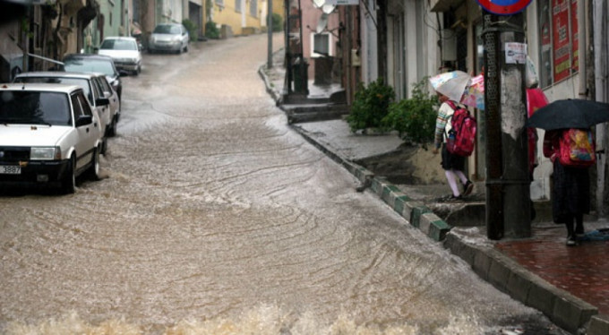 Bursalılar dikkat! Meteoroloji uyardı