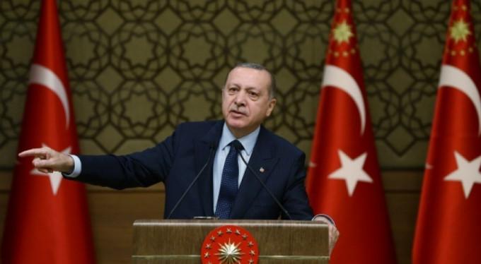 Erdoğan'dan sert 'Kıbrıs ve Ege' çıkışı!