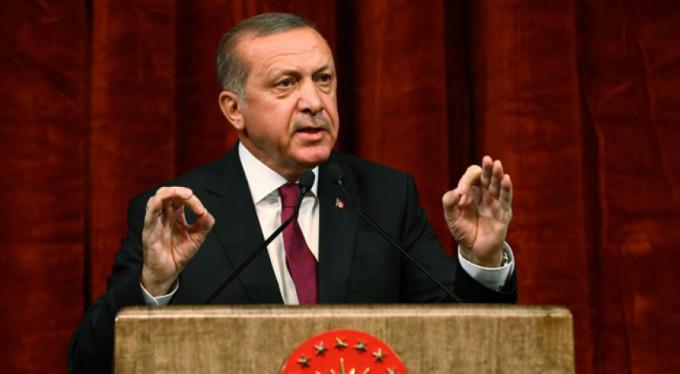 Erdoğan'dan İlker Başbuğ'a... 'Yazıklar olsun'