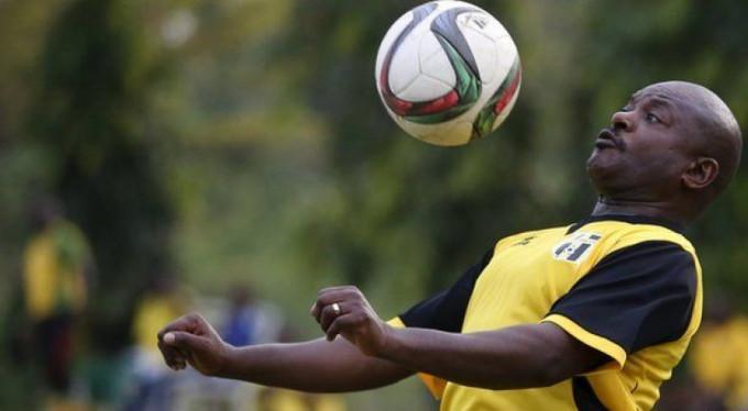 Devlet Başkanı'na faul yapan futbolcular gözaltına alındı