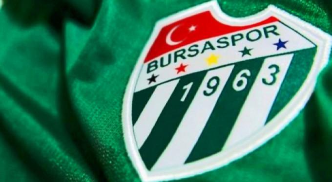 Bursaspor'dan başsağlığı mesajı!