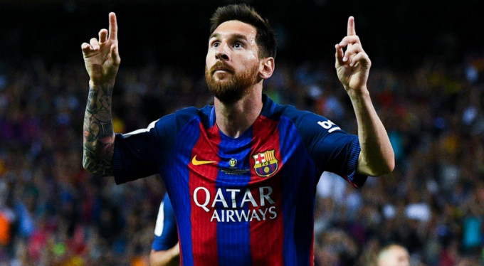 Messi'den hava yollarına yasak!