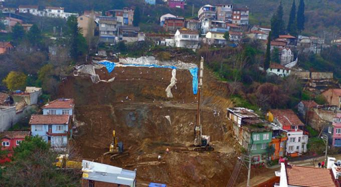 Bursa'nın çöken mahallesinde flaş gelişme!