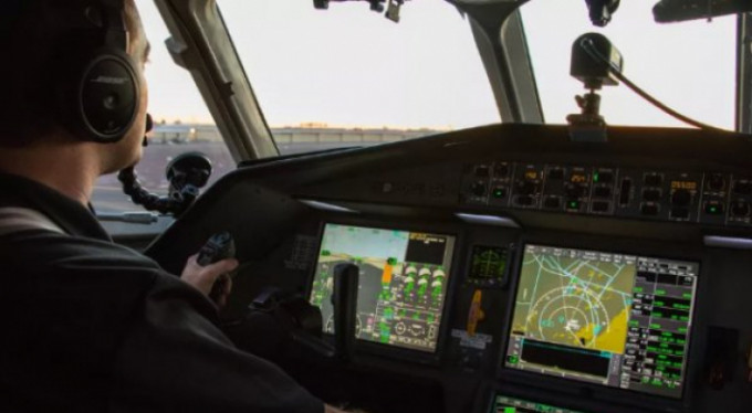 Pilotların işini kolaylaştıracak teknoloji!