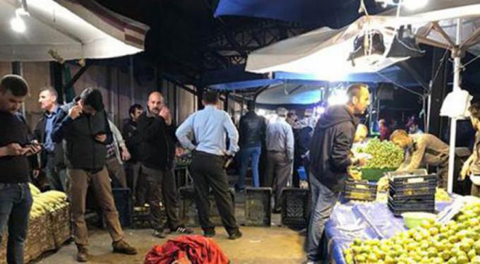 Bursa'da pazarda dehşet saçmıştı! O emekli polis için...