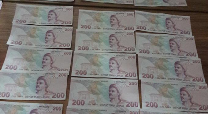 Bursa'da sahte para alarmı!