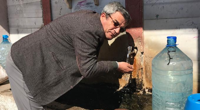 Bursa'da şifalı su! İçmek için yurt dışından geliyorlar