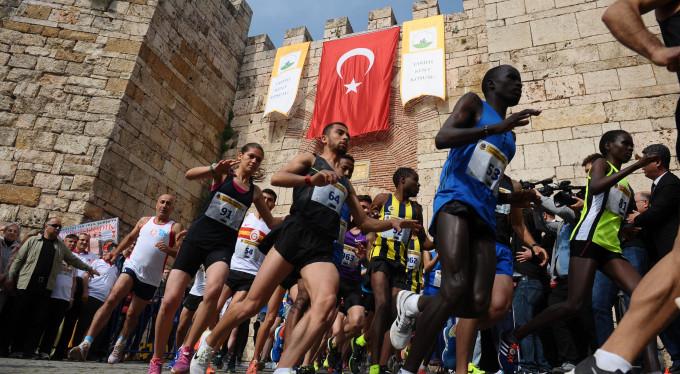 Bursa'da tarihi koşuya Afrika damgası!