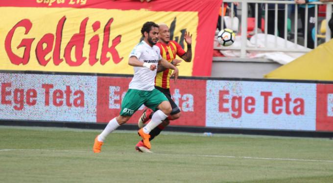 Timsah İzmir'den eli boş döndü: 2-1