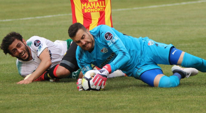 Deplasman fakiri Bursaspor!