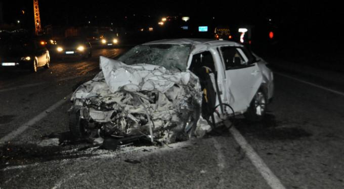 Batman'da feci kaza: 3 ölü, 5 yaralı