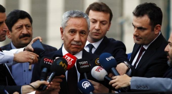 Erdoğan ile görüşmesi sonrası Arınç'tan flaş açıklama