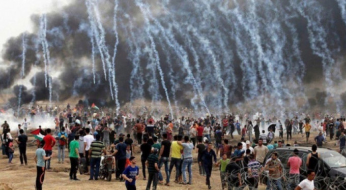Gazze, İsrail'in gönderdiği yardımları kabul etmedi