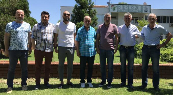 Samet Aybaba'dan Vakıfköy'e ziyaret