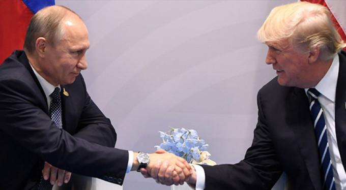 'Trump ve Putin yakın zamanda görüşebilir'