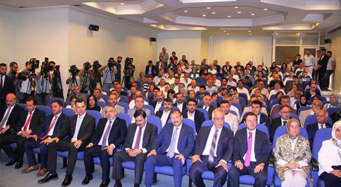 AK Parti Bursa milletvekilleri mazbatalarını aldı
