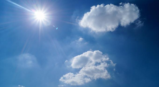 İşte Bugün için saat saat hava durumu!