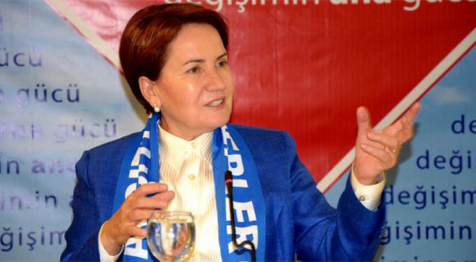 Meral Akşener hakkında suç duyurusu!