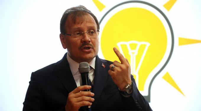 Çavuşoğlu, İnsan Hakları İnceleme Komisyonu Başkanı oldu