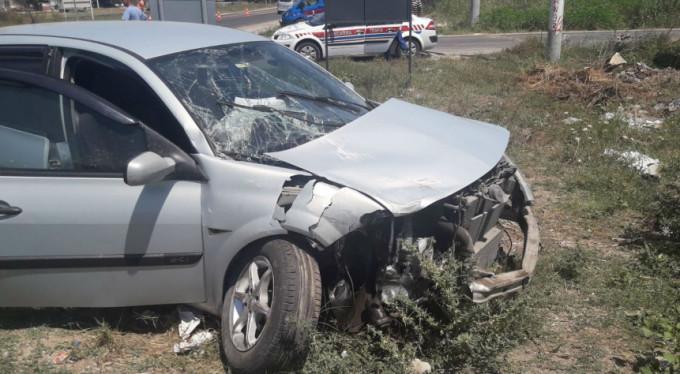Bursa'da feci kaza! 9 yaralı