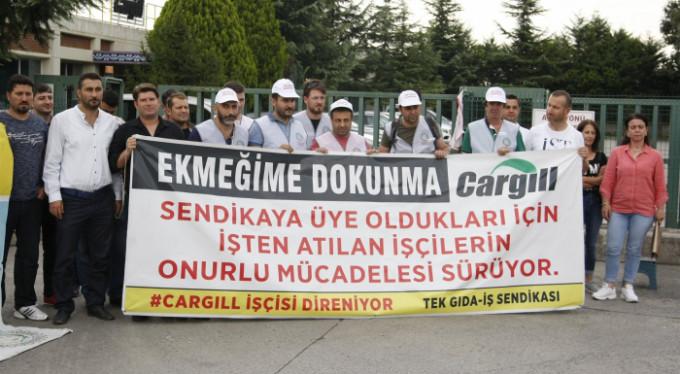 Bursa'da işçi eylemi sürüyor!