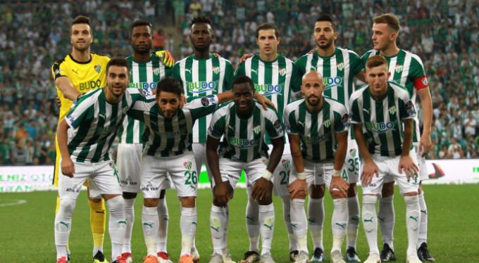 Bursaspor'un deplasman fobisi
