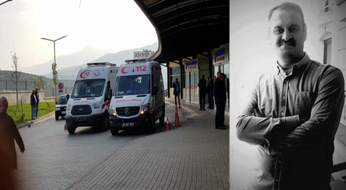 Bursa'da acı olay!