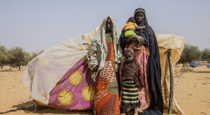 34 bin kişi insani yardım bekliyor
