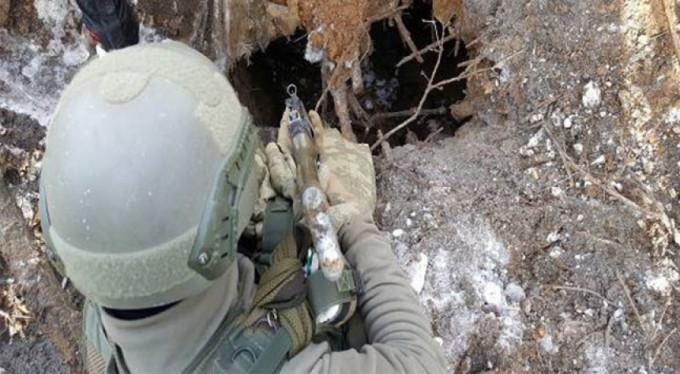 Mehmetçik teröristlere göz açtırmıyor!