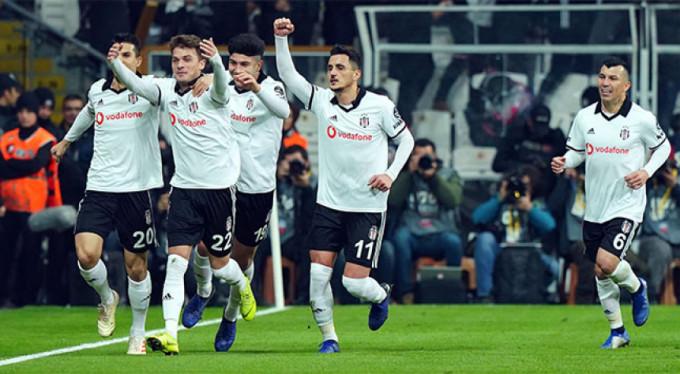 Beşiktaş seri peşinde!