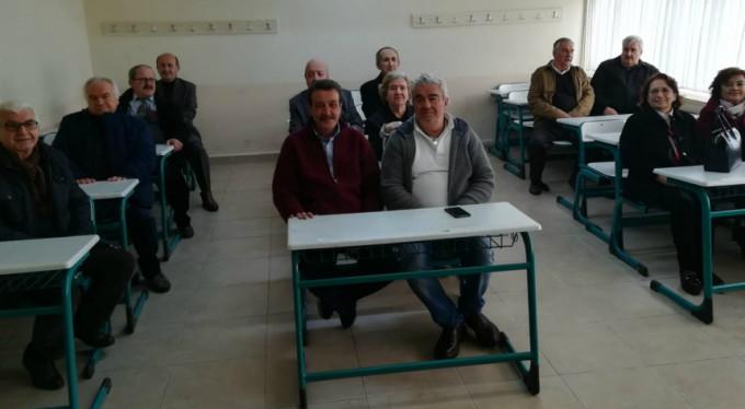 Bursa'da duygusal buluşma