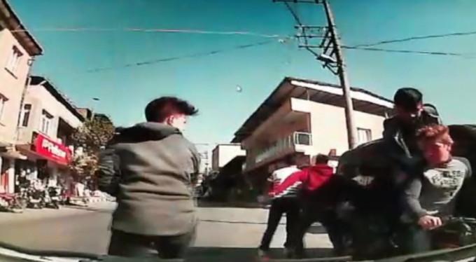 Bursa'da en ilginç kaza!