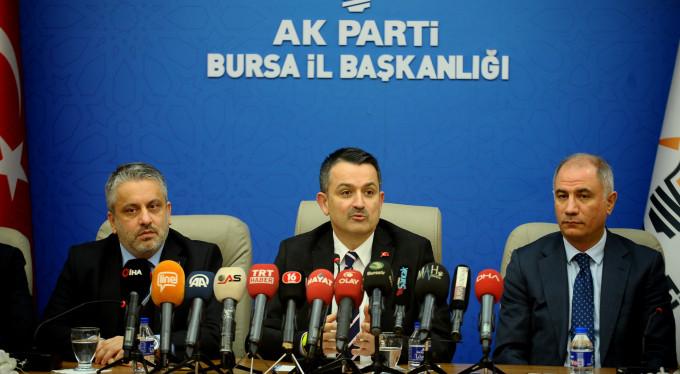 """Bakan Pakdemirli: """"Son 15 yıldaki seçimlerin en önemlisi"""""""