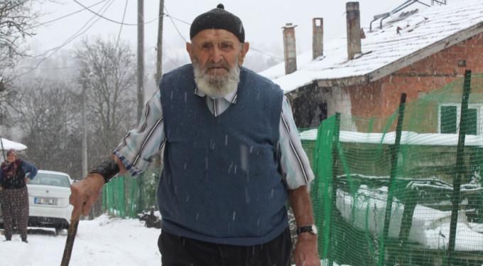 Bursa'da Şerif amcayı gören şaşırıyor!