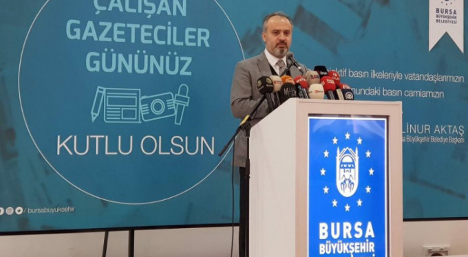 "Alinur Aktaş: ""Dersime iyi çalıştım"""
